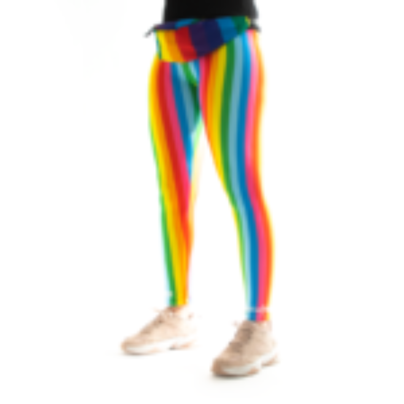 Rainbow Fannypack